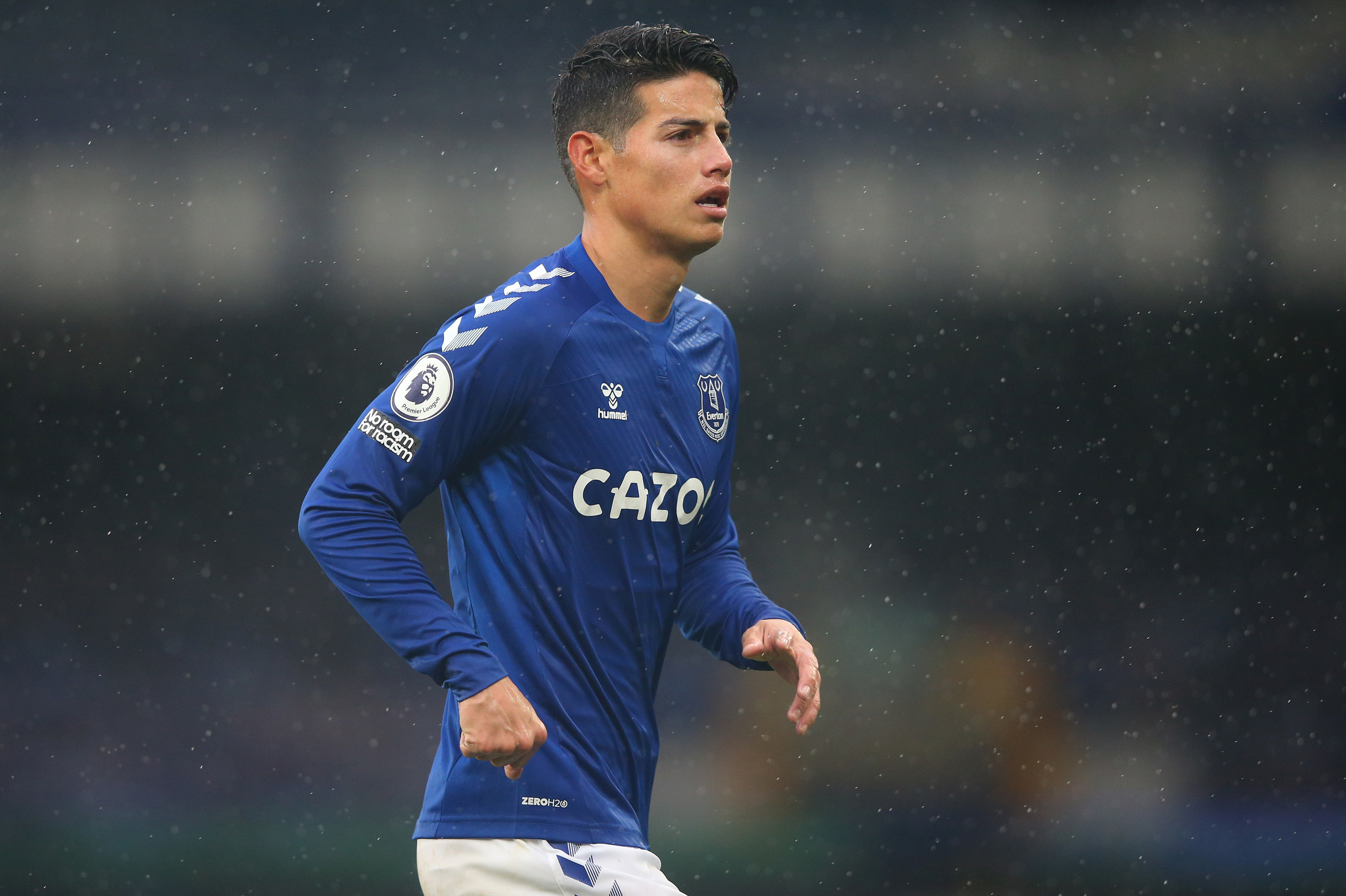 Top 5 Everton Players On Fifa 21 James Rodriguez Underrated Richarlison Robbed